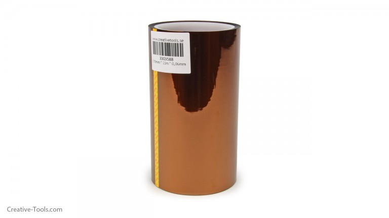 Add3D - Kapton Extra SuperWide Tape 170mm x 33m x 0.06mm