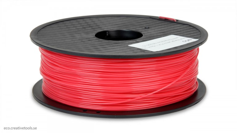 ECO - PLA Temperature dependent Red->Yellow - 1.75 mm