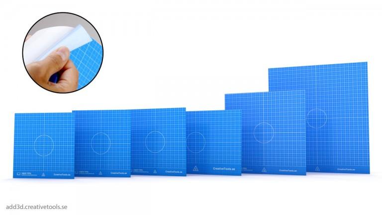 ADD3D - Blue build surface