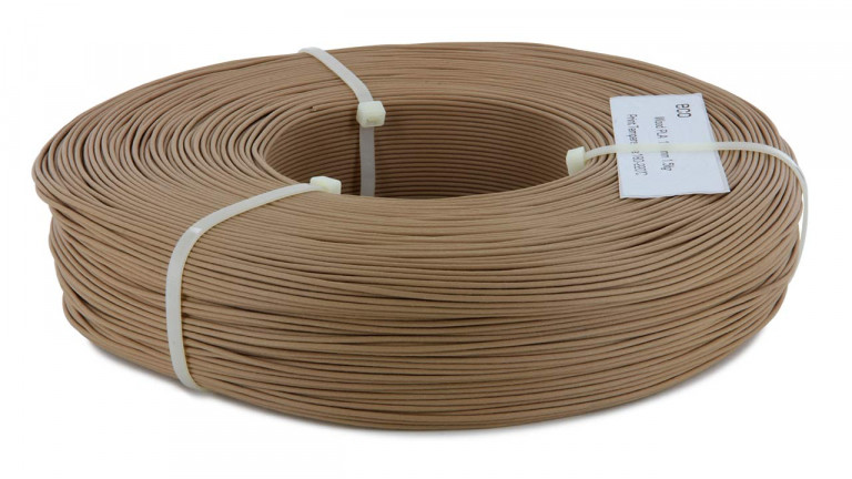 ECOrefill - PLA - 2.85mm - Wood - 1,5kg