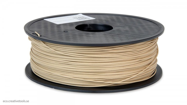 ECO - PLA Wood - 2.85mm - 1 kg