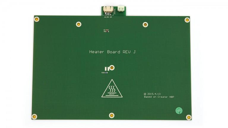 Flashforge - Dreamer/Inventor - Heater Board