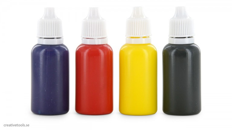 FTD - Pigment - 4x20ml